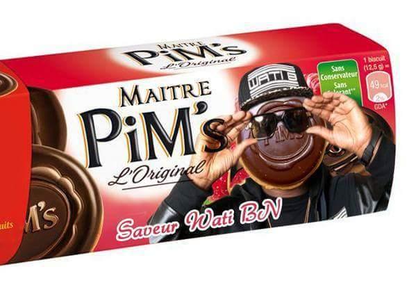 Maitre Pim's - meme