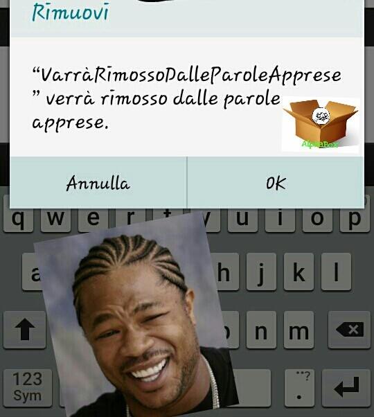 Caro telefono - meme