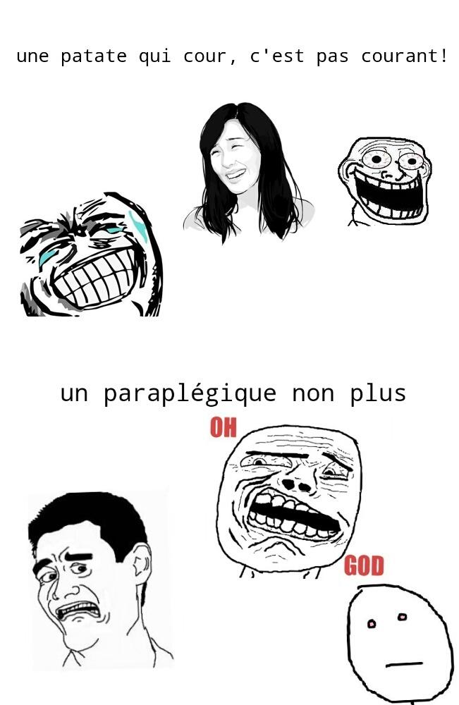 J'aime l'humour noir :3 - meme