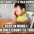 Damn it Dave