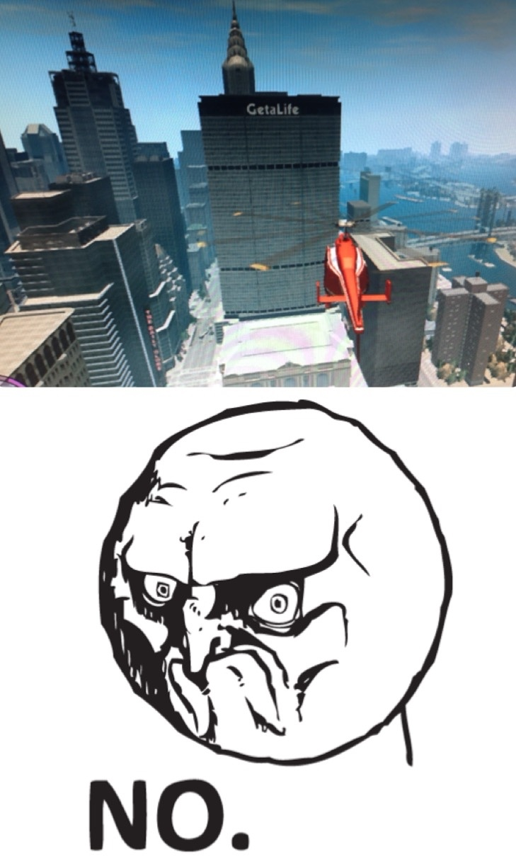 do you still like GTA 4 to? - meme