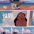 la del taxi