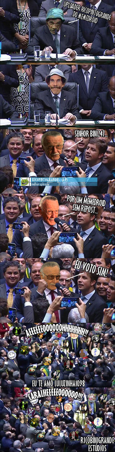 AEEOOOOOH CARALHO - meme