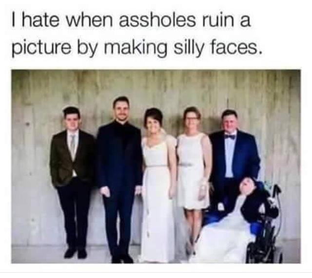 The hahaha - meme