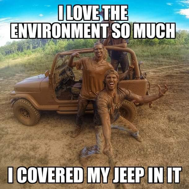 Muddy - meme