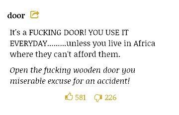 A door... - meme