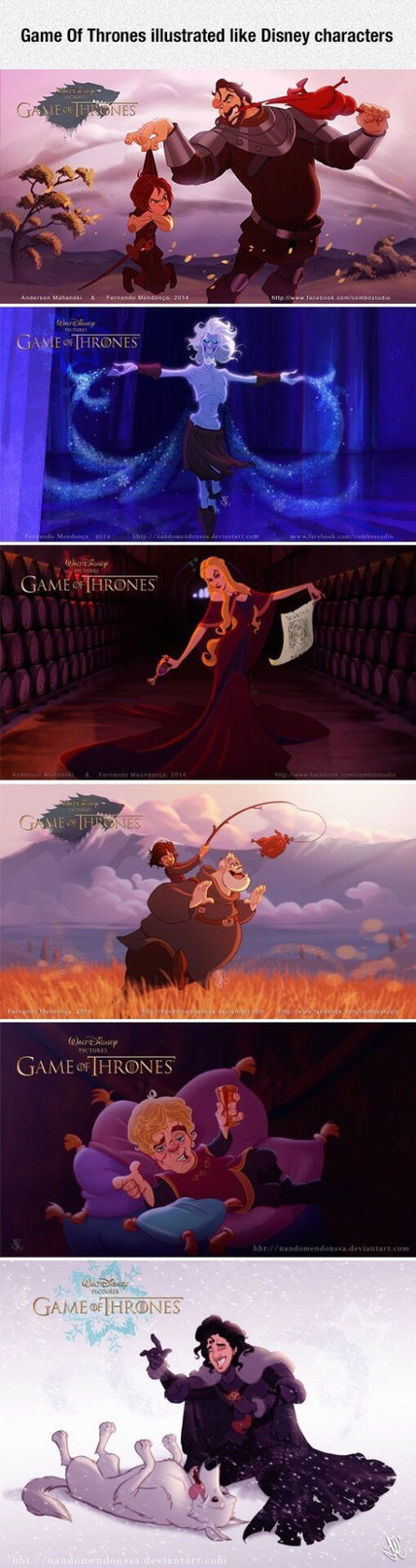 Game of thrones - meme