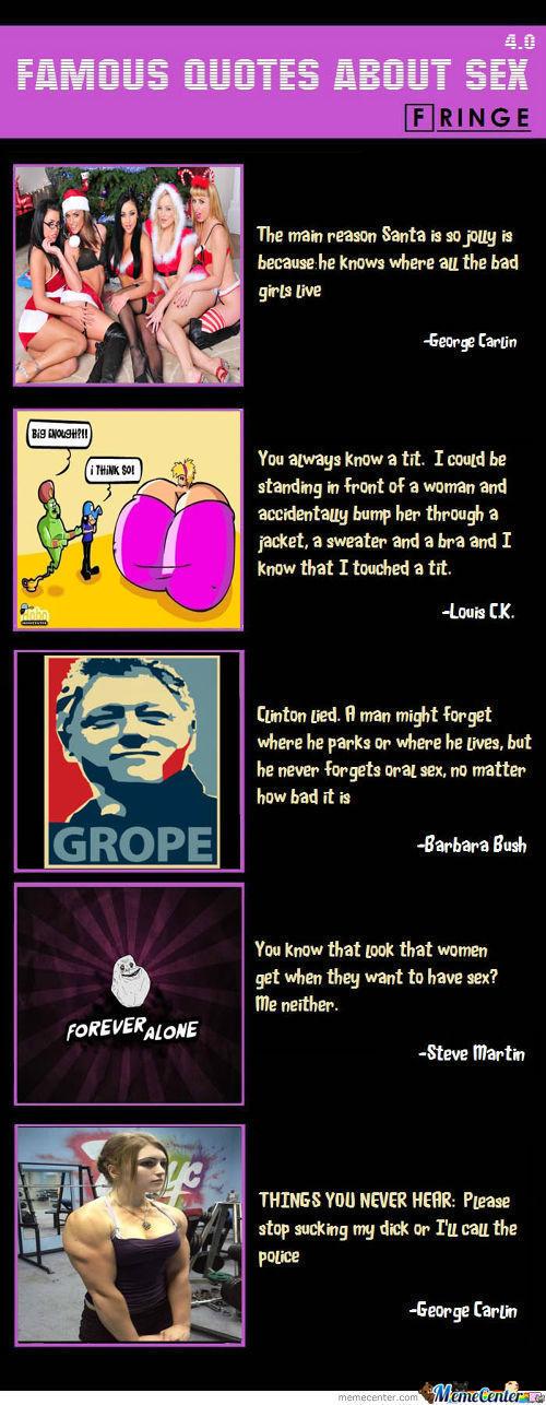 Sex quotes #1 - meme