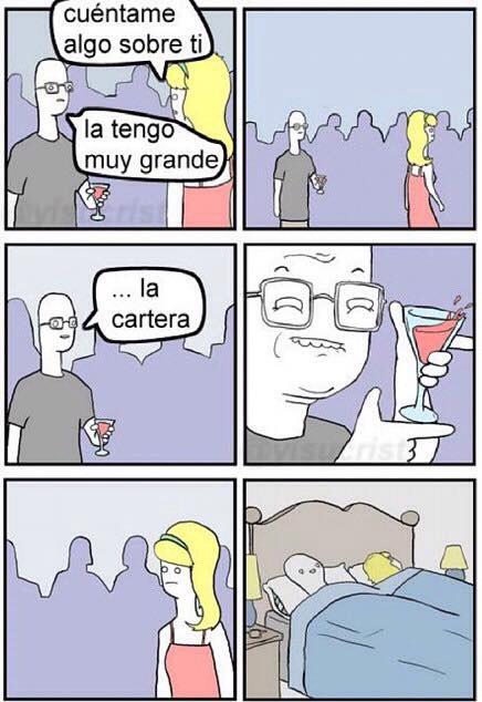 Aprendan del maestro - meme