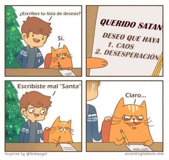 Los gatos de apoderaran de todo - meme