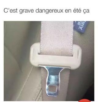 Trop dangereux - meme
