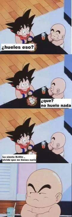 Goku troll - meme