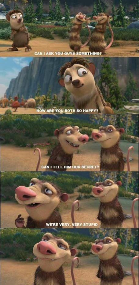 Secret to ha-penis - meme