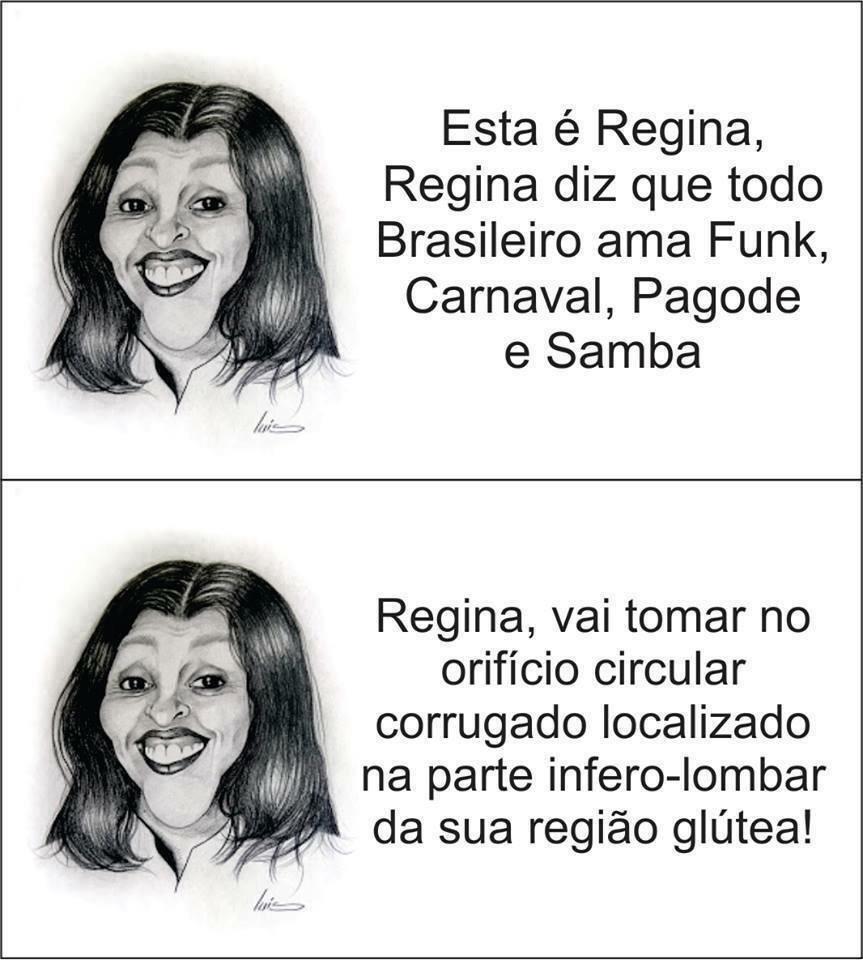 vsf Regina!!!! - meme