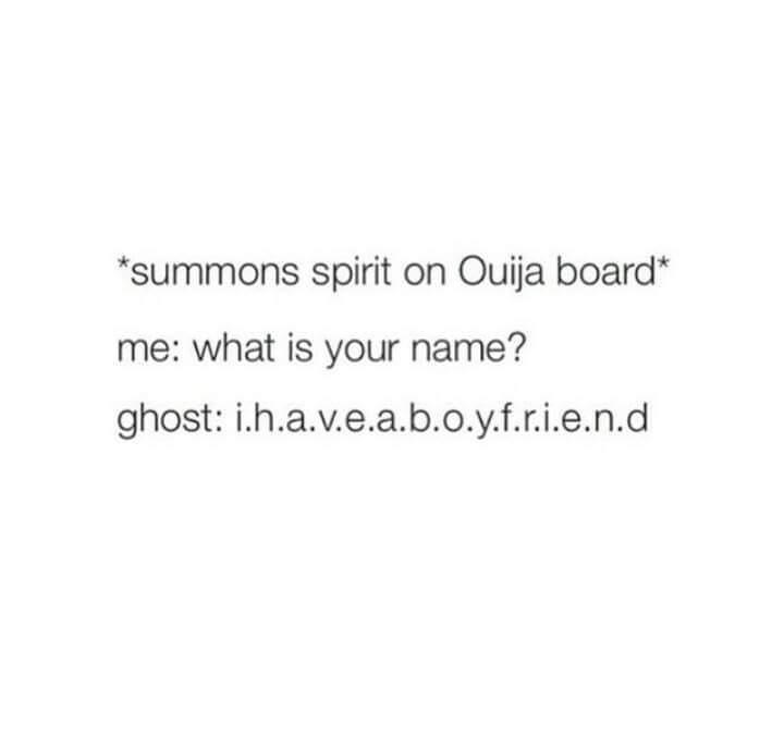 girl ghosts - meme