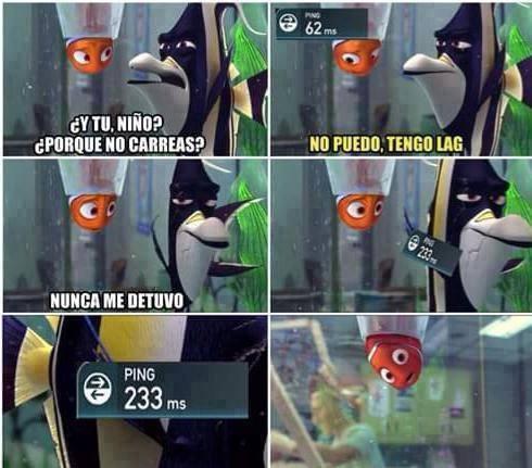 Laaag >:( - meme