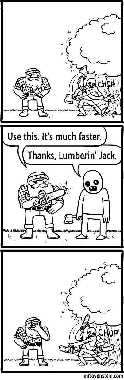 dumber jack - meme