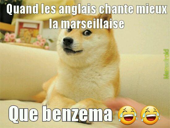Benzema  - meme