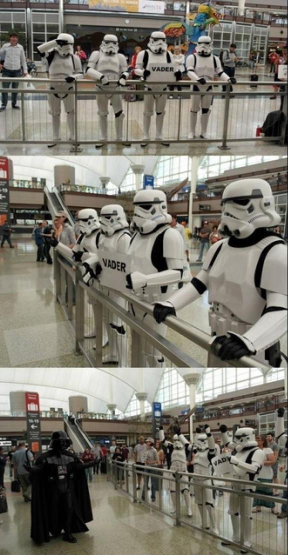 Star Wars *-* - meme