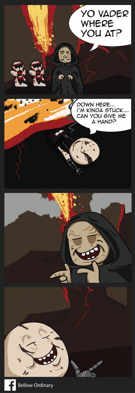 Yo Vader - meme