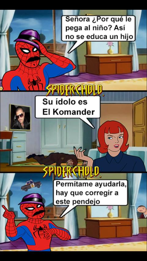 5466ede5edd09 spidercholo meme by _mewtwo 1 ) memedroid