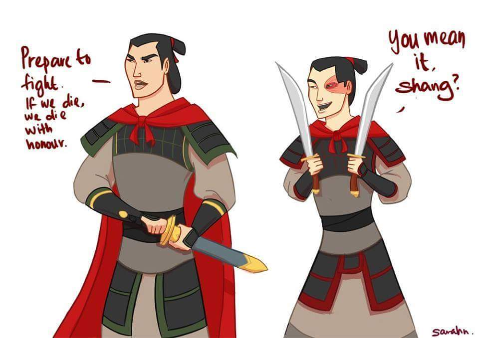 Poor Zuko always chasing that honor trail - meme