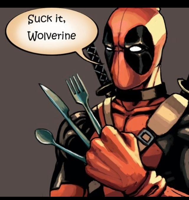 Prend sa Wolverine - meme