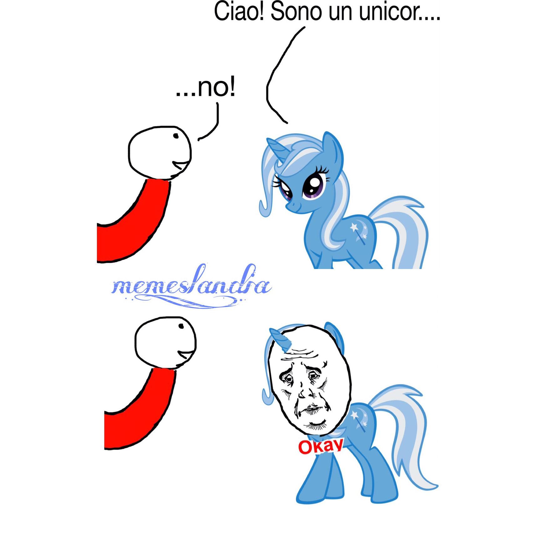Unicornokay :D - meme