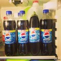 Delicious Pepsi, but the third one looks weirdwiki.