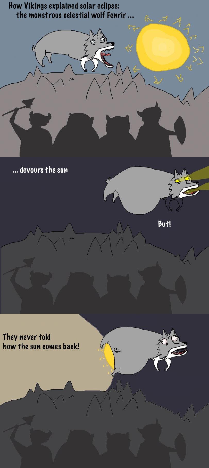 vikings mythology - meme