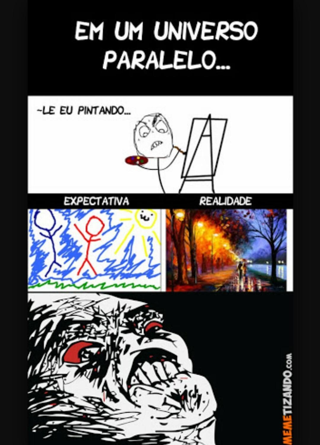 Paralele universe - meme
