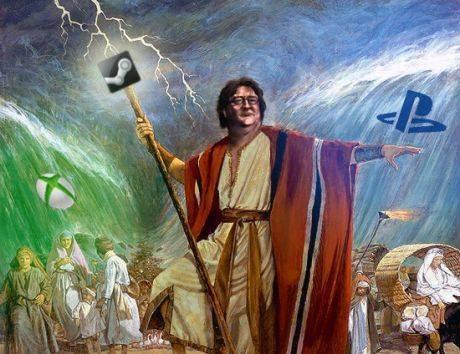 Lord GabeN - meme