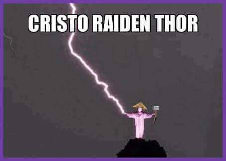 Mortal Crombat Thor - meme