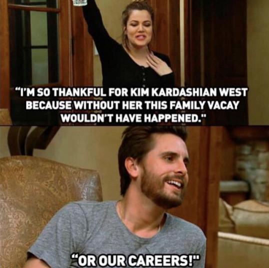 The Kardashians - meme