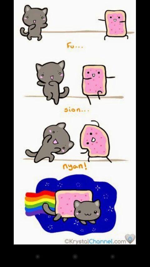Nyan! :v - meme