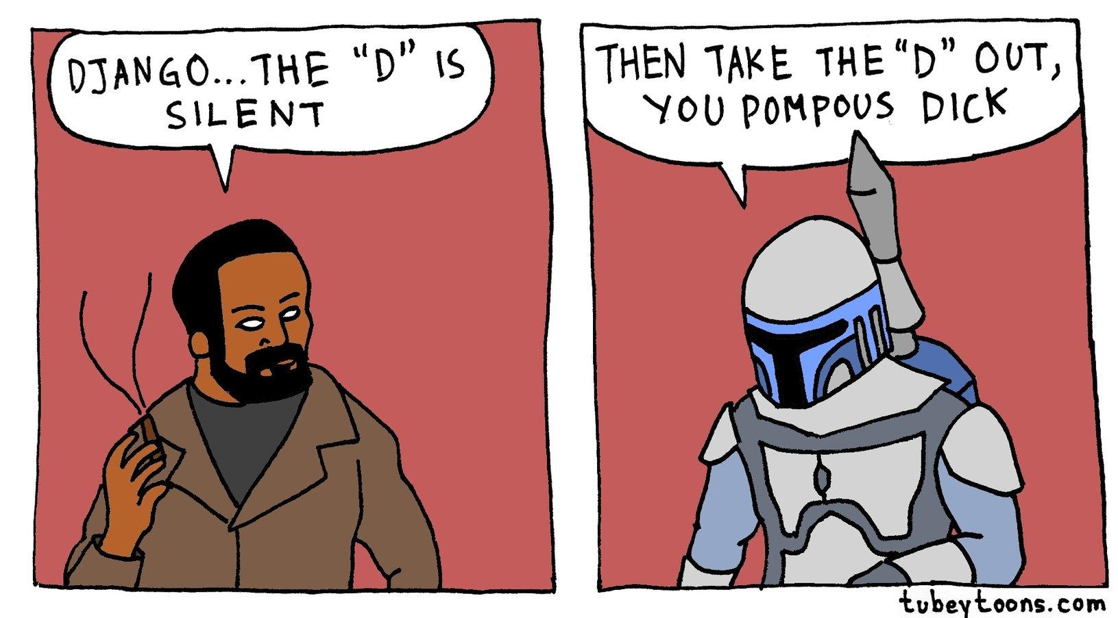 """You know what else has a silent """"d""""? Rapist ninjas. - meme"""