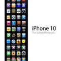 iPhone 10 avec ios6 bien sur