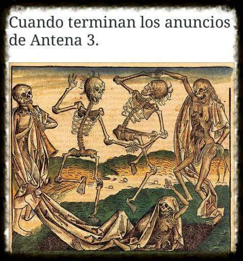Antena 3 - meme