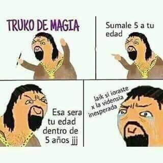 Magia :0 - meme