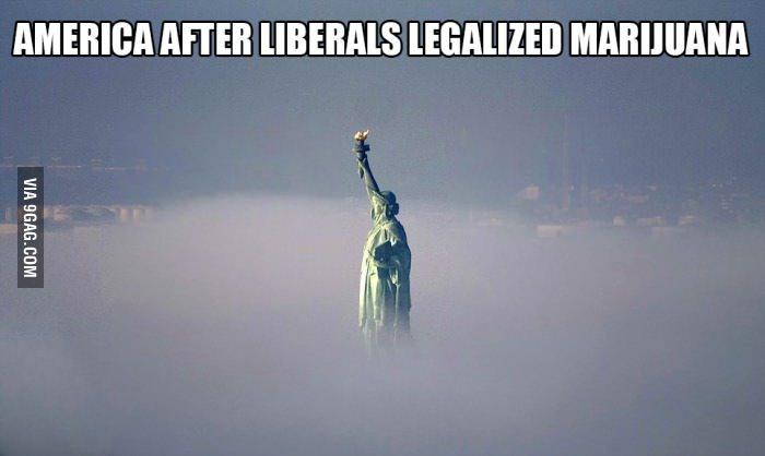 Liberté du cannabis - meme