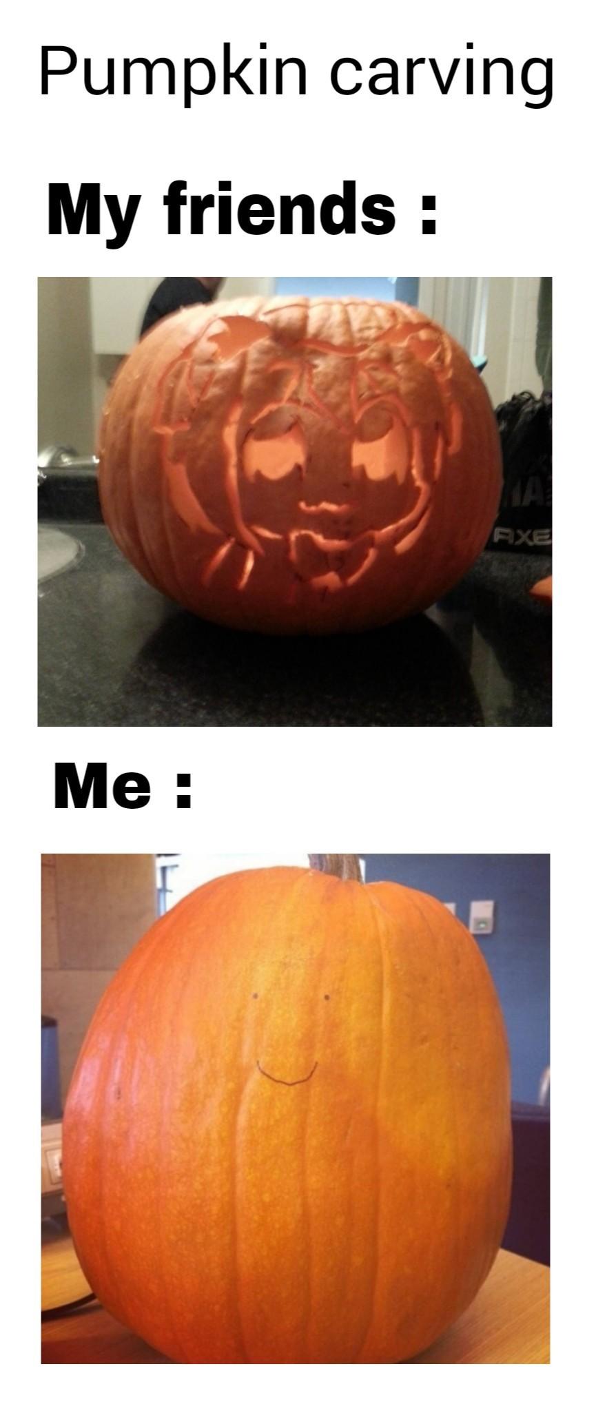 o(╥﹏╥)o        Happy Halloween from Chen :3 - meme
