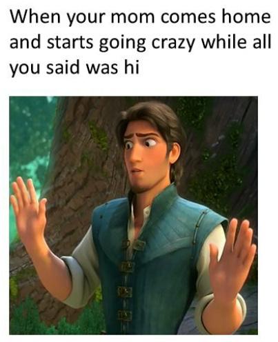 Woah hold your horses... - meme