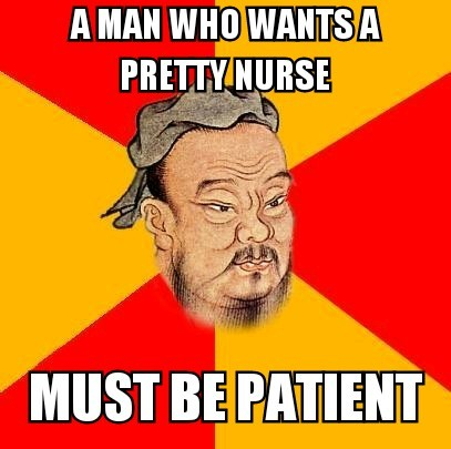 It's true. There's one in every hospital. - meme