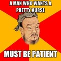It's true. There's one in every hospital.