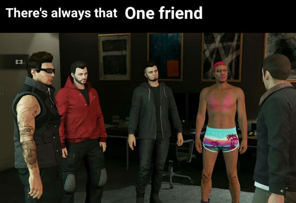 Gotta love grand theft auto - meme