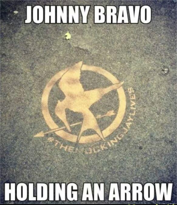 My name is bravo, Johnny bravo - meme