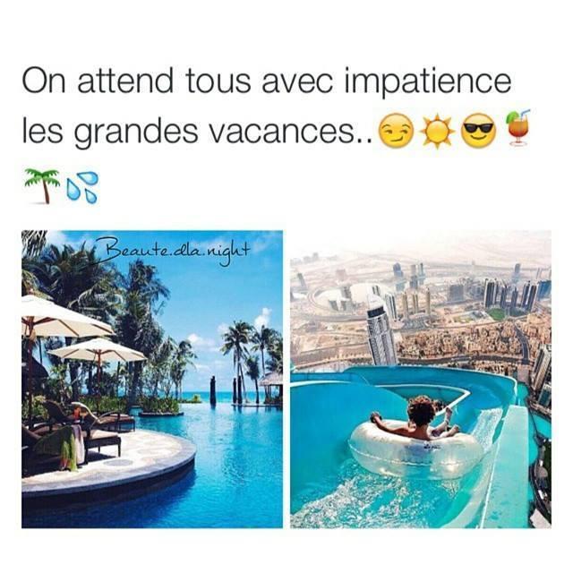 Vacances !! ☀ ☀ - meme