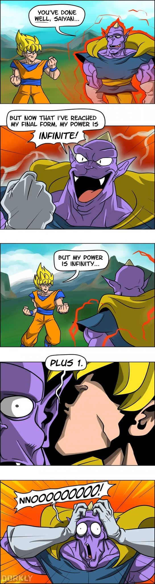 Dbz logic.... who's ready for new dbz anime on July? - meme