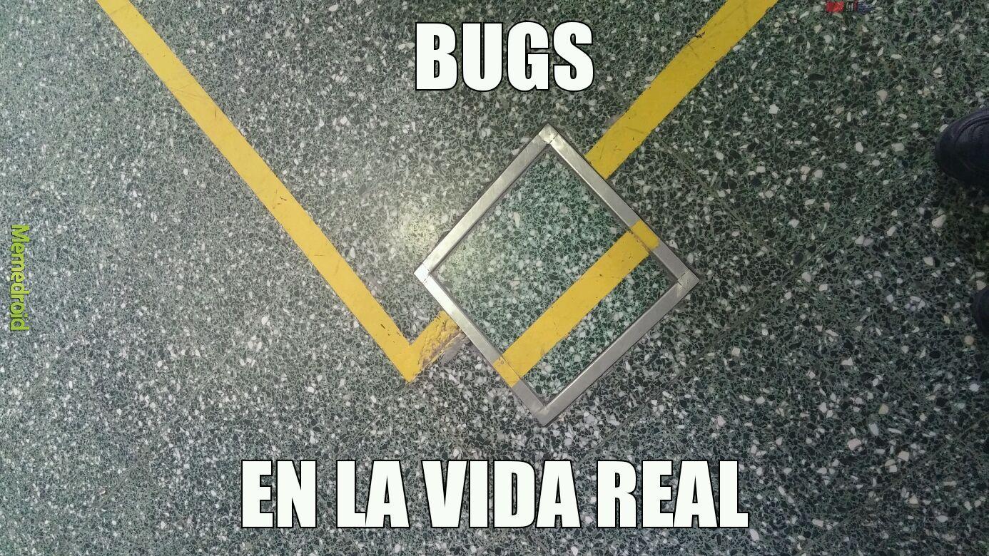 Bugs - meme
