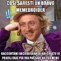 Primo meme!